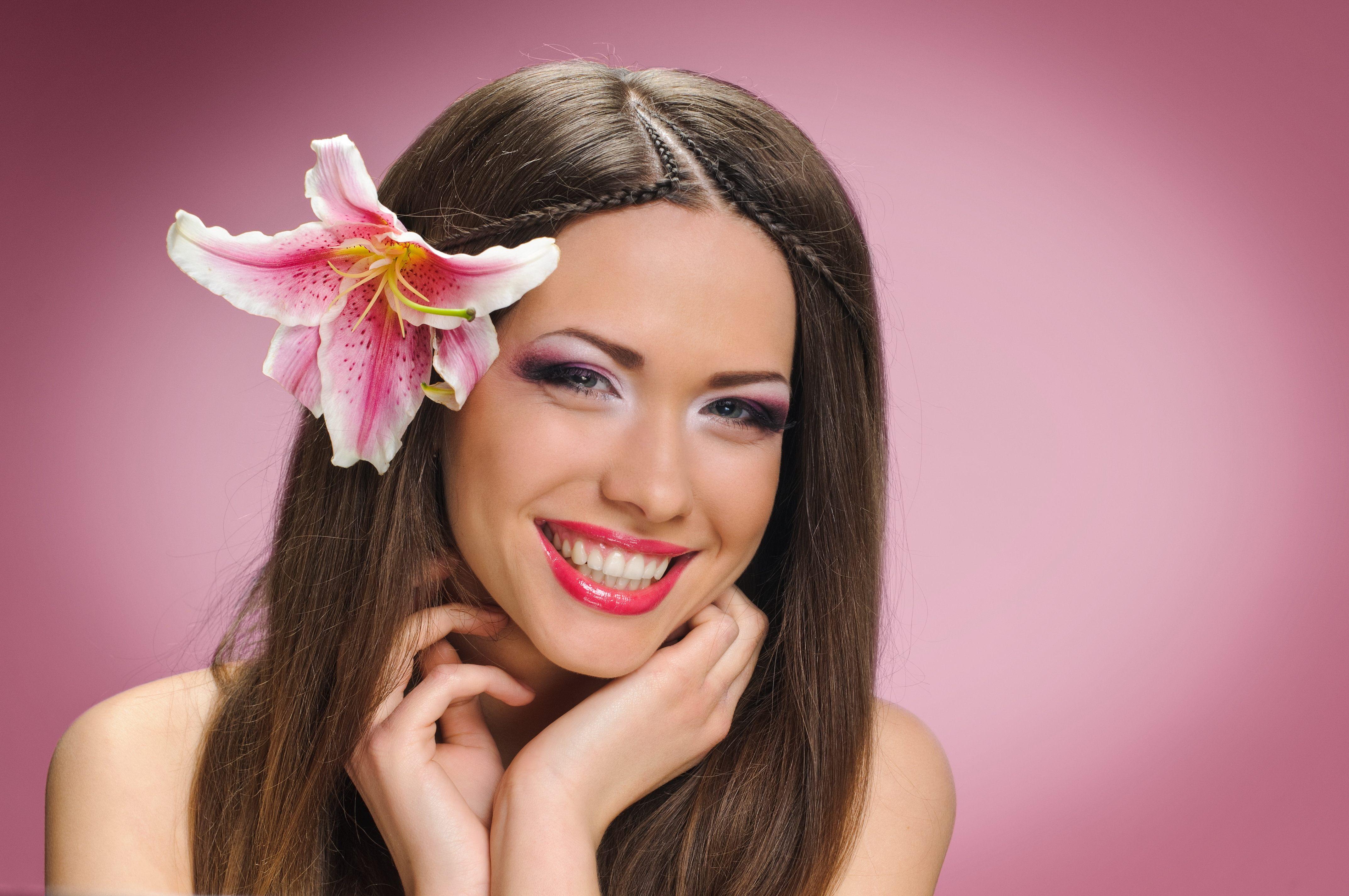 Прически макияж и кулинария