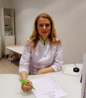 Косицына Татьяна Леонидовна - терапевт - клиника Магнолия в Екатеринбурге