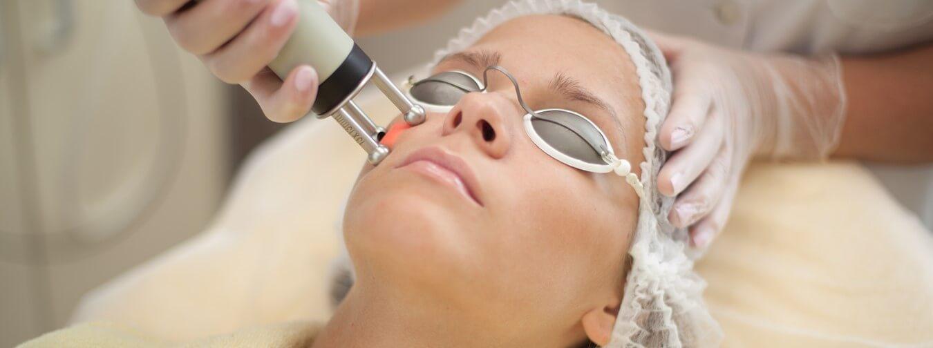 Лазерное омоложение кожи лица цена